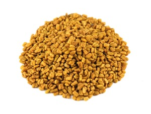 Fenugreek seeds Image Source: Savory Spice Shop
